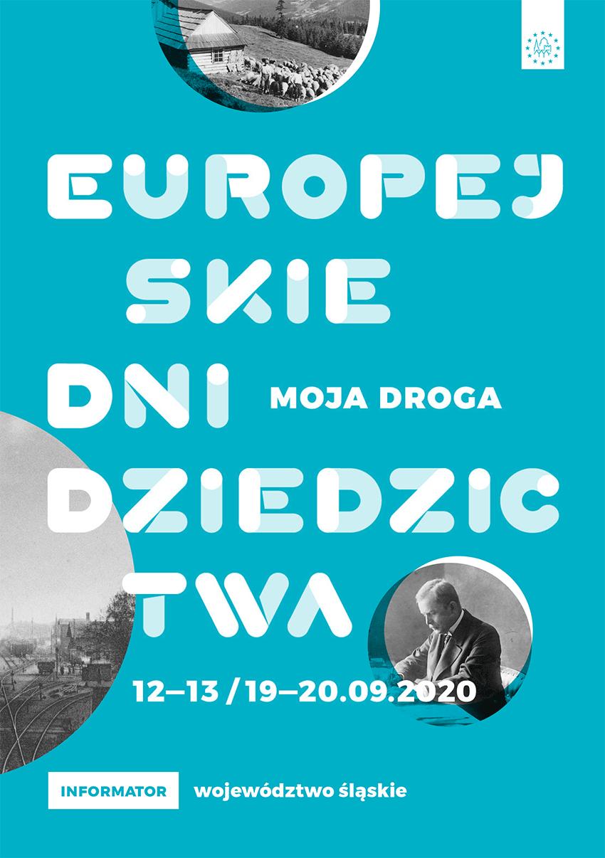 Europejskie Dni Dziedzictwa - okładka informatora - Śląsk