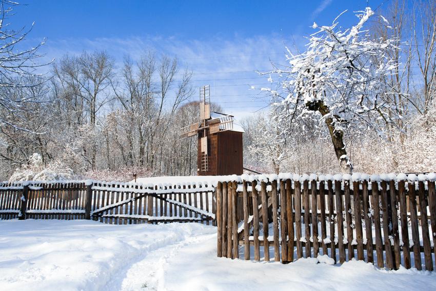 Ferie zimowe w skansenie - Chorzów