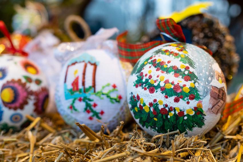 Konkurs na najpiękniejszą bombkę bożonarodzeniową