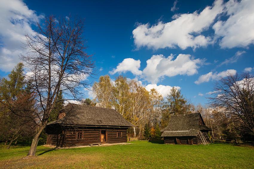 Mała Istebna - Skansen Chorzów