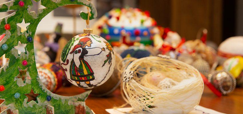 Konkurs na najpiękniejszą ozdobę bożonarodzeniową