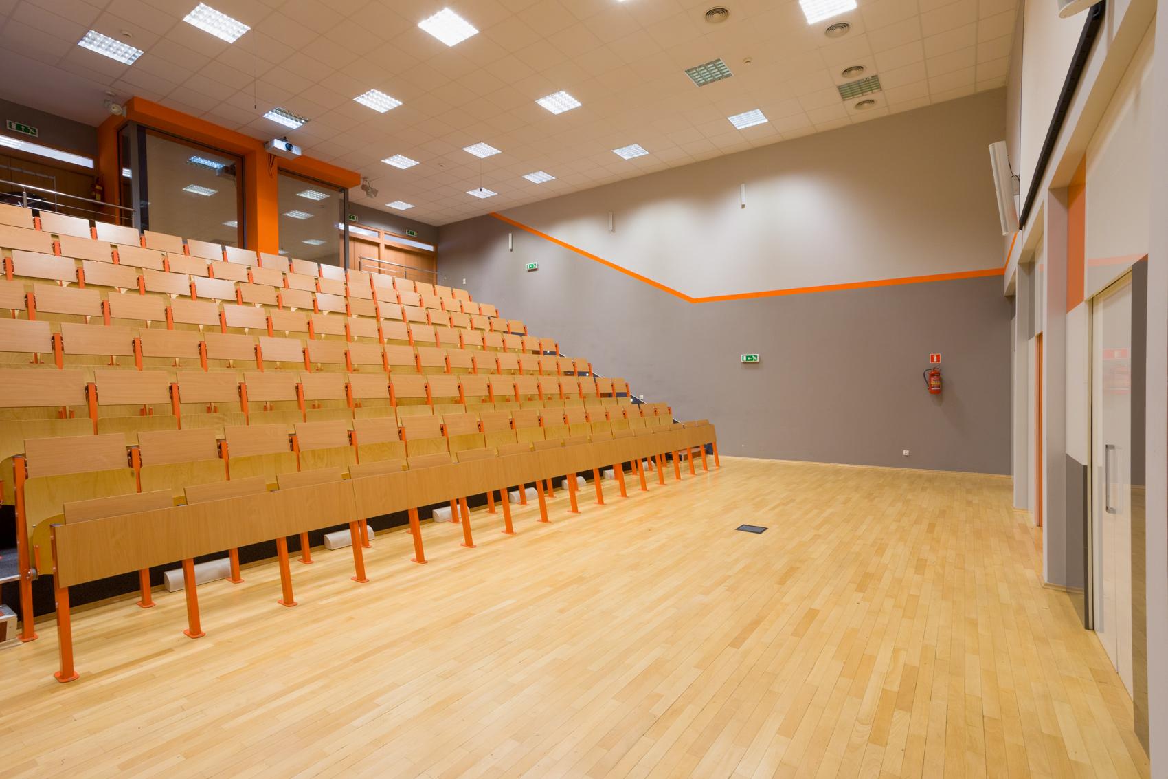 Wynajem pomieszczeń - Chorzów - Katowice - sala audiowizualna