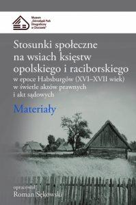 Stosunki społeczne na wsiach księstw opolskiego i raciborskiego