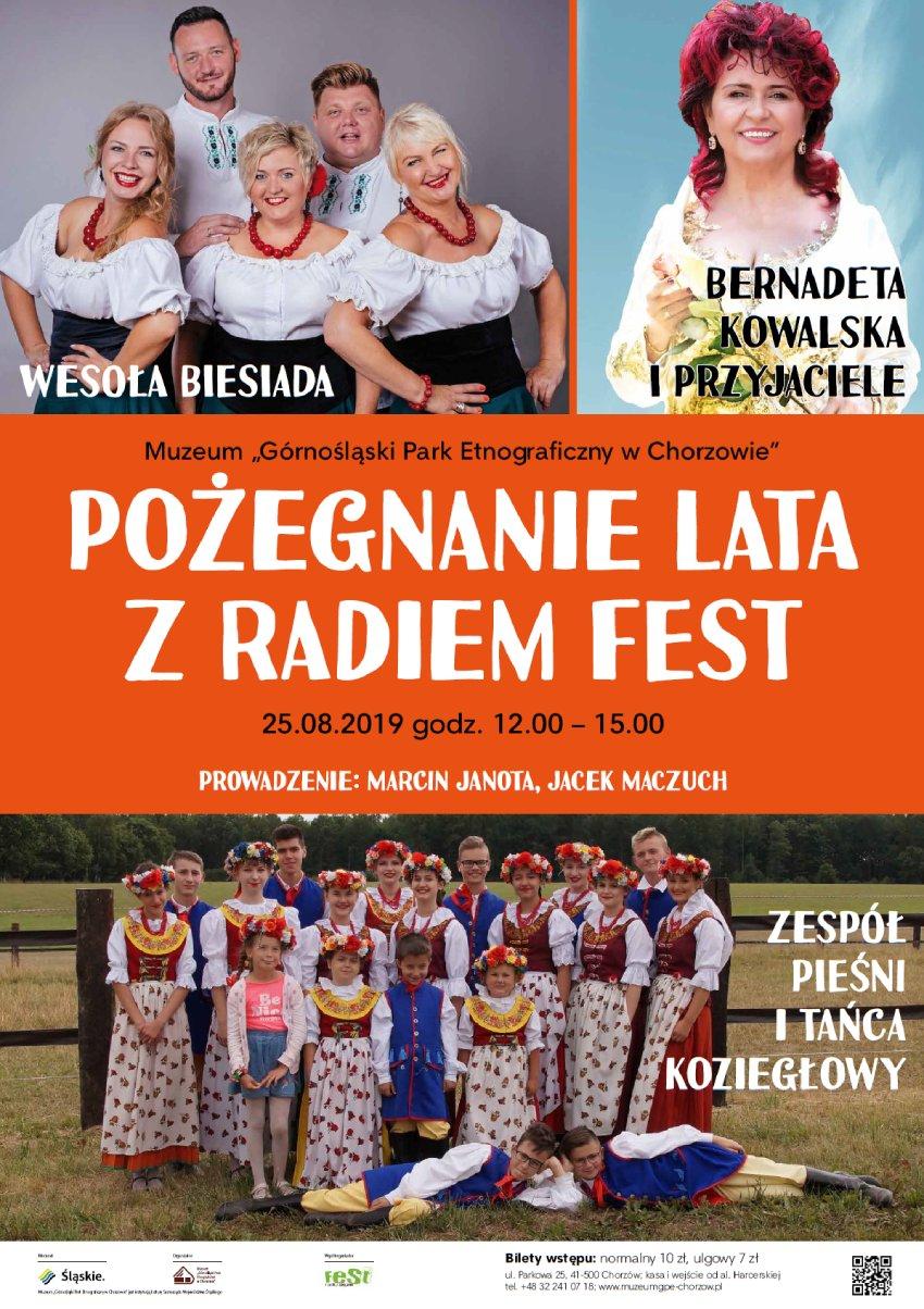 """""""Pożegnanie lata z Radiem Fest"""""""