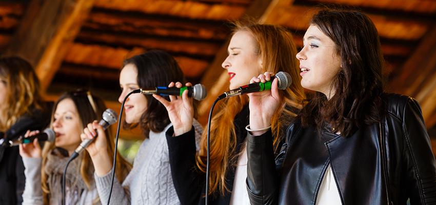 Warsztaty międzypokoleniowe – wspólne śpiewanie i zabawy muzyczne